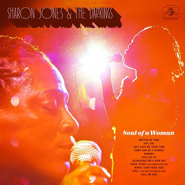 HEAR WHAT'S NEW: Sharon Jones & The Dap-Kings – Matter of Time