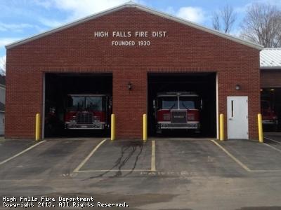 High Falls Fire Co. Fall Breakfast