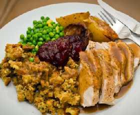 Woodstock Free Thanksgiving Dinner
