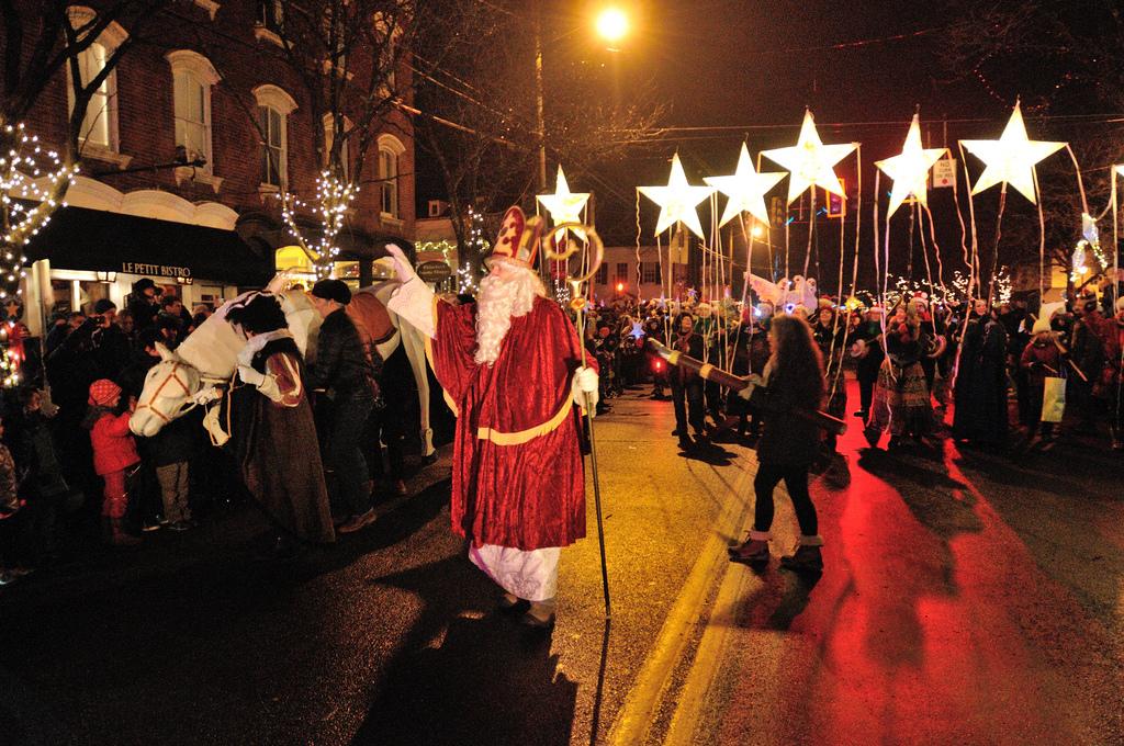 Sinterklaas Festival Day, Rhinebeck, New York
