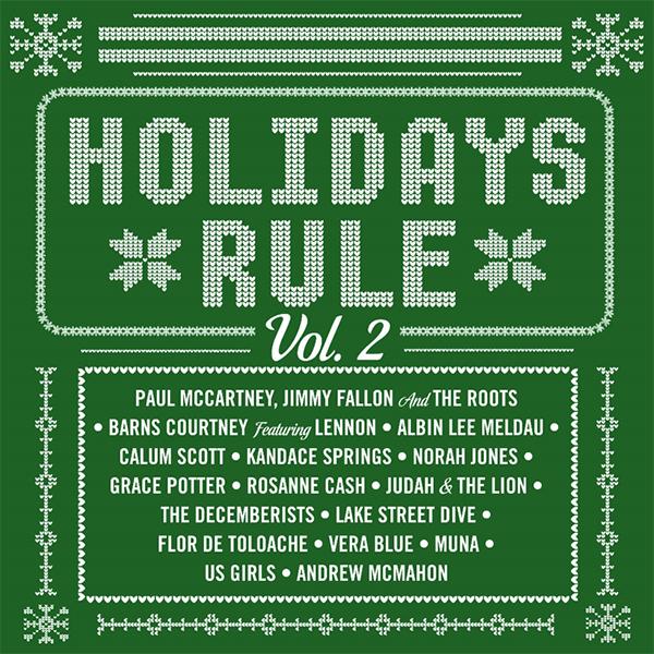 ALBUM OF THE WEEK: Holidays Rule Vol. 2