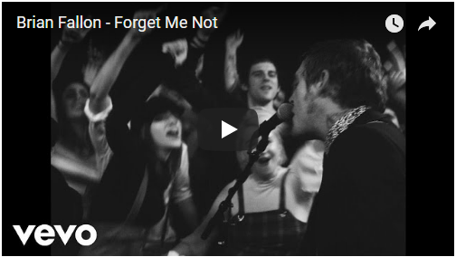 VIDEO: Brian Fallon – Forget Me Not