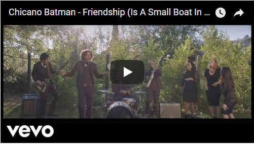VIDEO: Chicano Batman – Friendship (Is A Small Boat In A Storm)