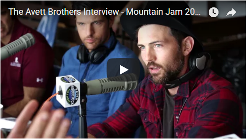 VIDEOS: The Avett Brothers Interview – Mountain Jam 2016