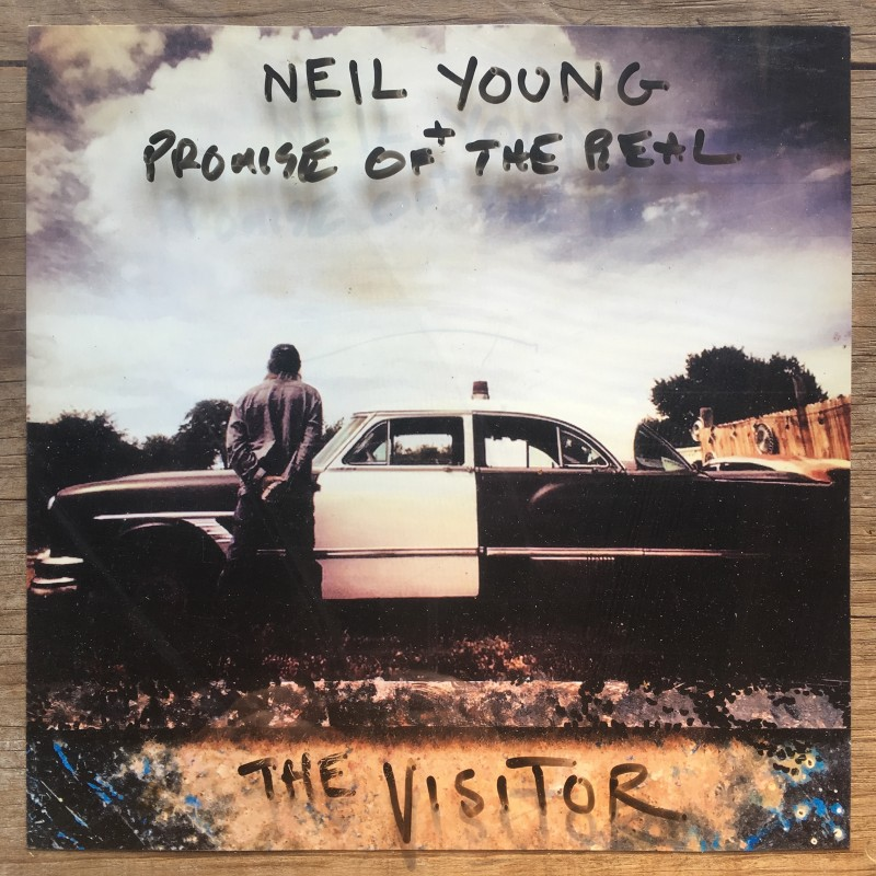 ALBUM OF THE WEEK: Neil Young & Promise of the Real – The Visitor