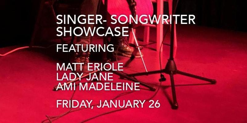 Singer-Songwriter Showcase at Green Kill