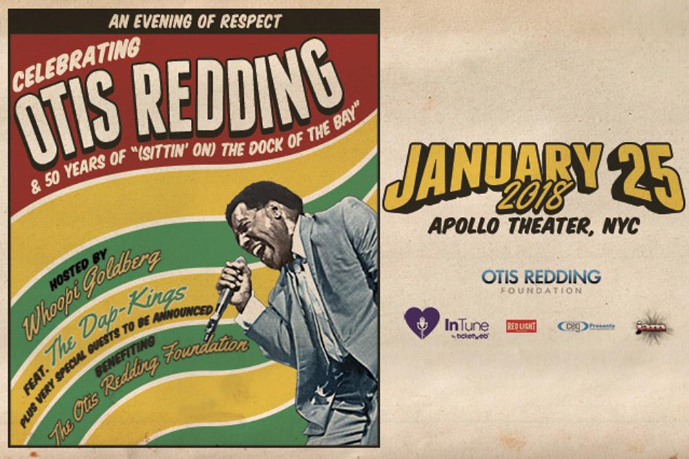An Evening of Respect: Celebrating Otis Redding ft The Dap-Kings