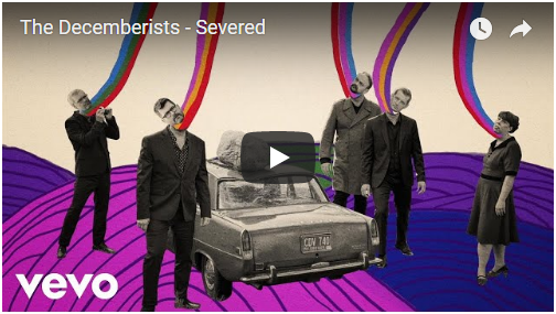 VIDEO: The Decemberists – Severed