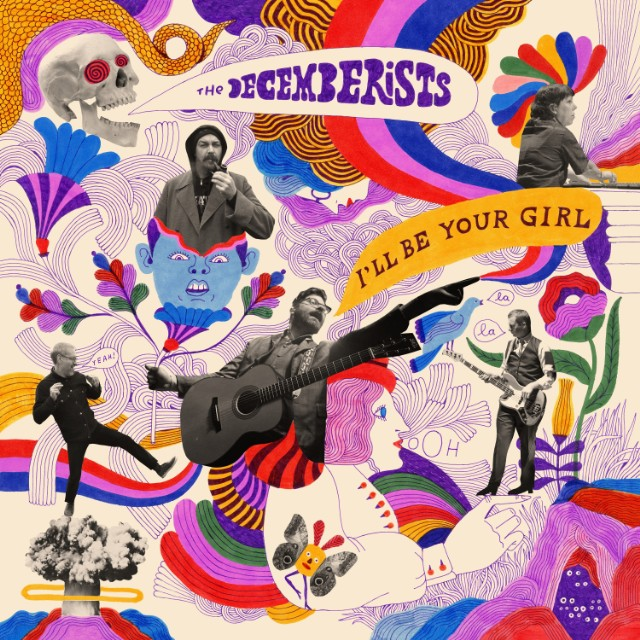 HEAR WHAT'S NEW: The Decemberists – Severed
