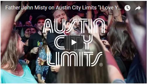 Father John Misty on Austin City Limits – I Love You Honeybear