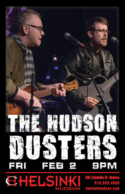 The Hudson Dusters – 2/1/18