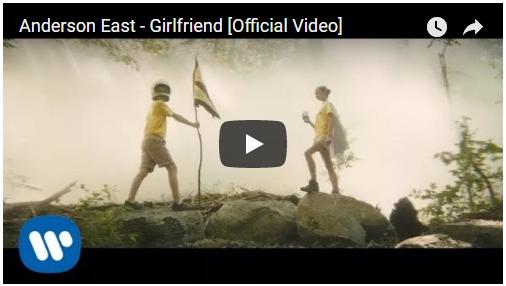 VIDEO: Anderson East – Girlfriend
