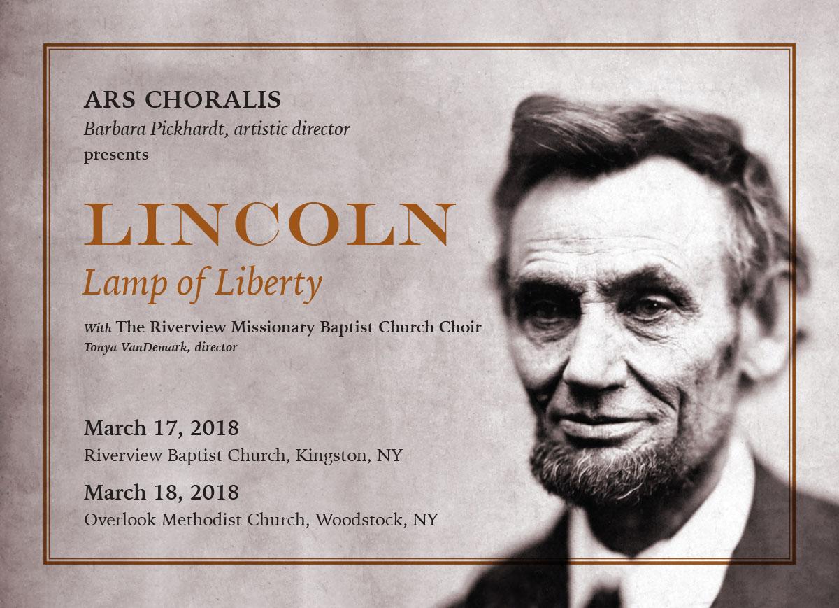 Lincoln: Lamp of Liberty