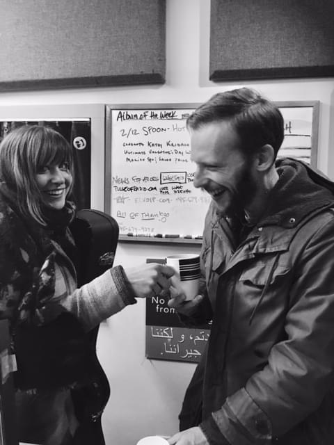 LIVE AT 5: Kevin Devine and Laura Stevenson