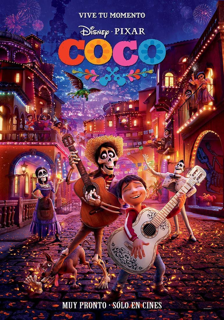 Family Movie: Coco