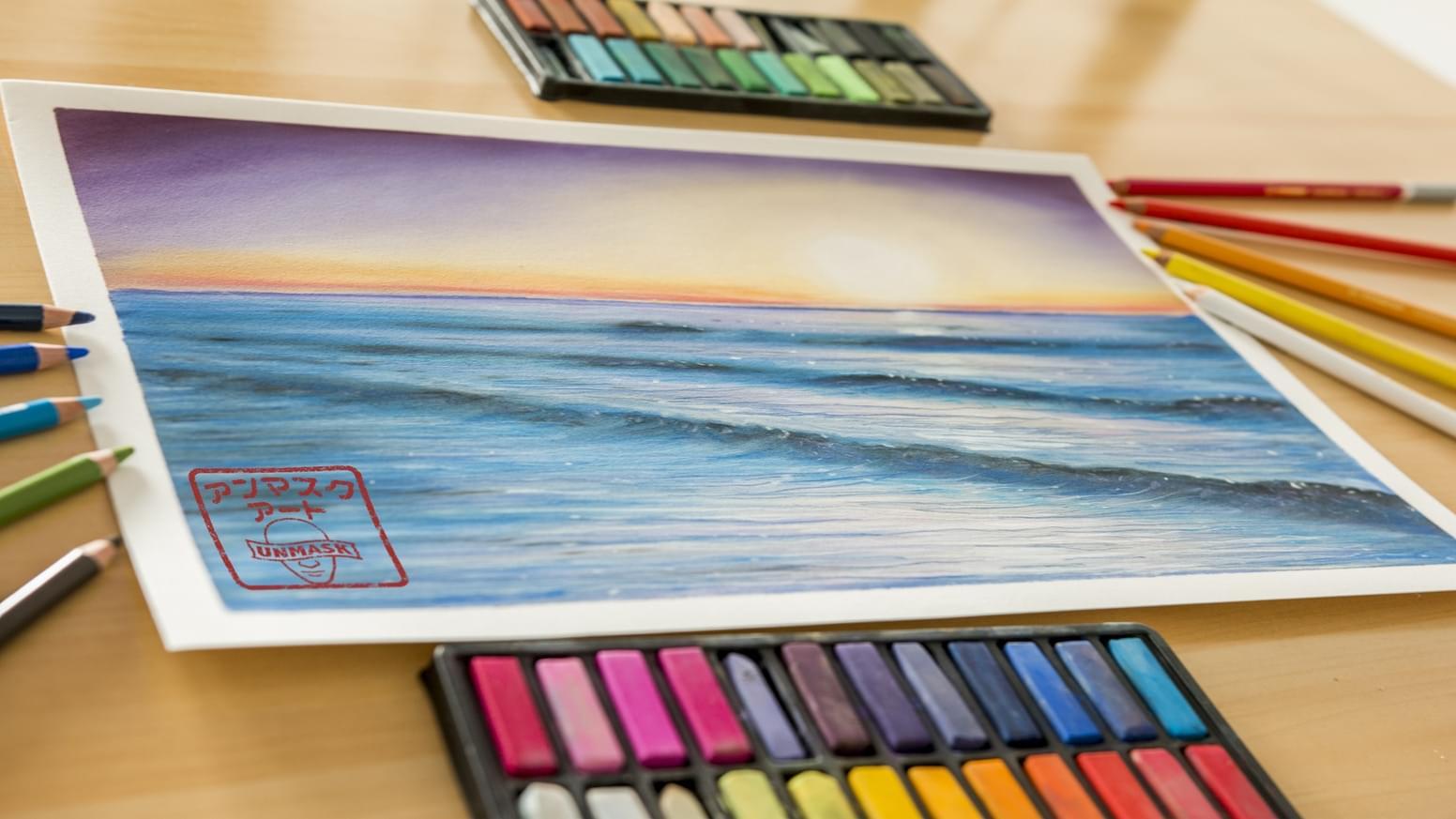 Pastels 101 Workshop