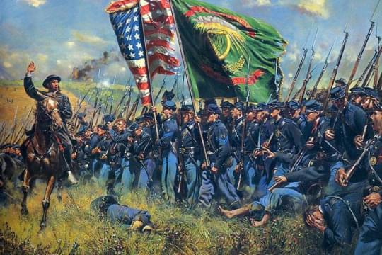 Irish Brigade of the Civil War
