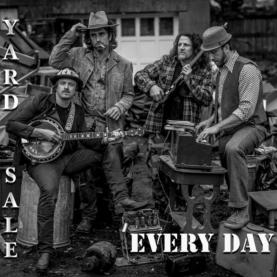 Yard Sale – 3/19/18