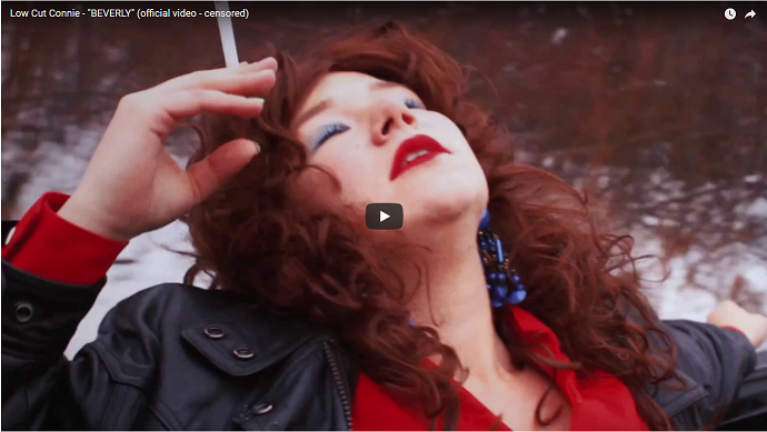 VIDEO: Low Cut Connie – Beverly