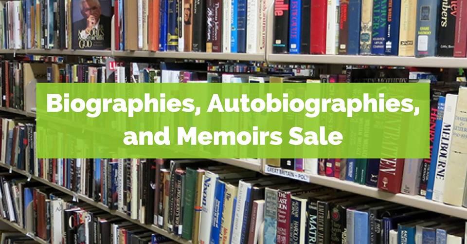 Biographies, Autobiographies Go On