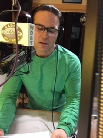DJ for a Day – David Scott Cohen, 4/7/18