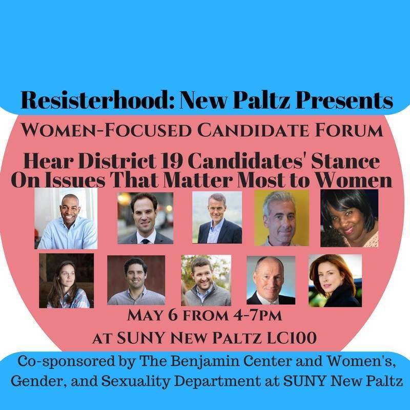 Women Centered Candidate Forum CD19