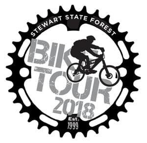 Stewart State Forest Bike Tour