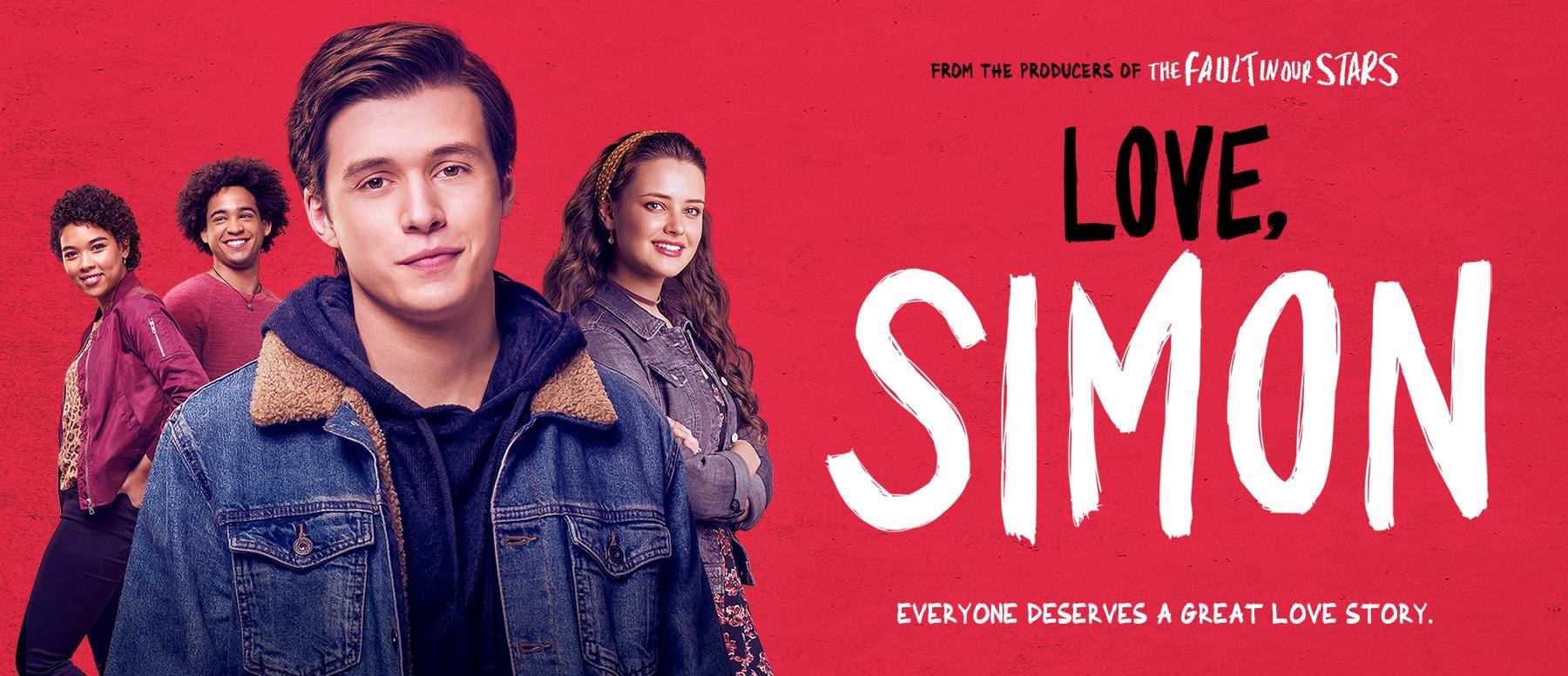 Movies That Matter Film Series; Love, Simon