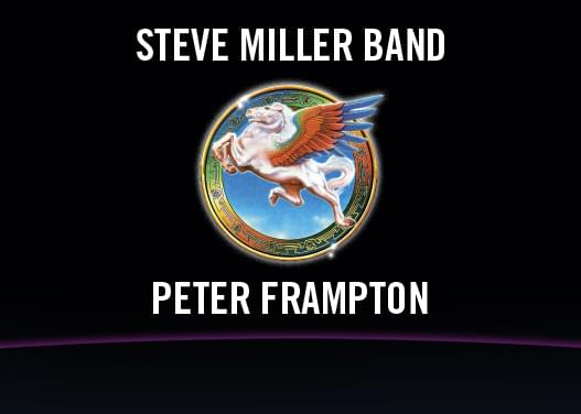 STEVE MILLER BAND WITH PETER FRAMPTON