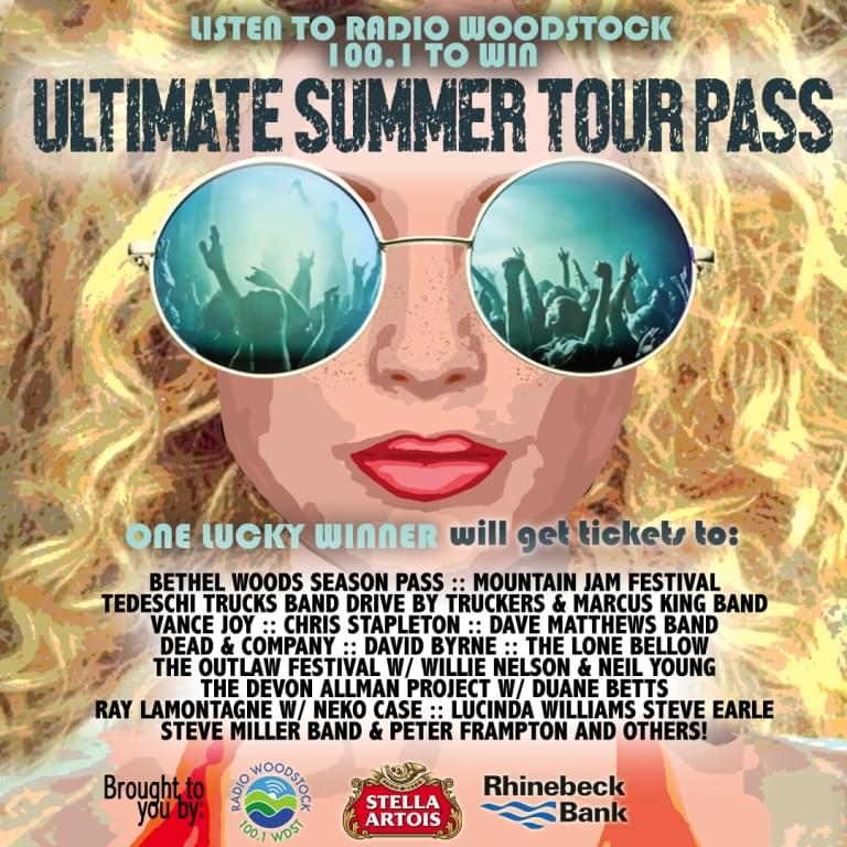 Ultimate Summer Tour Party @ Mahoney's