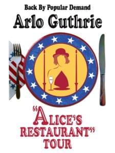 "Arlo Guthrie ""Alice's Restaurant"""