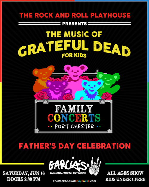 The Music of Grateful Dead for Kids- Father's Day Celebration