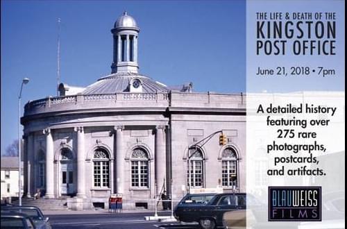Talk: The Old Kingston Post Office