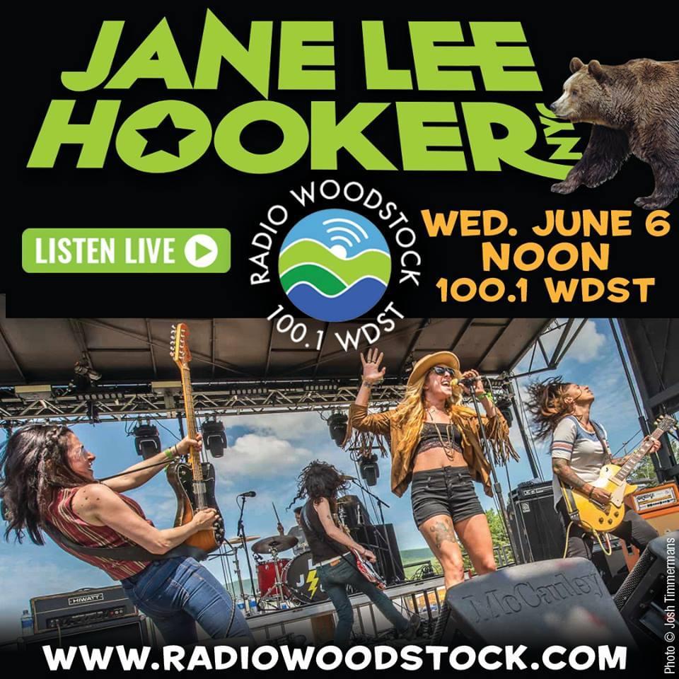Jane Lee Hooker – 6/6/18