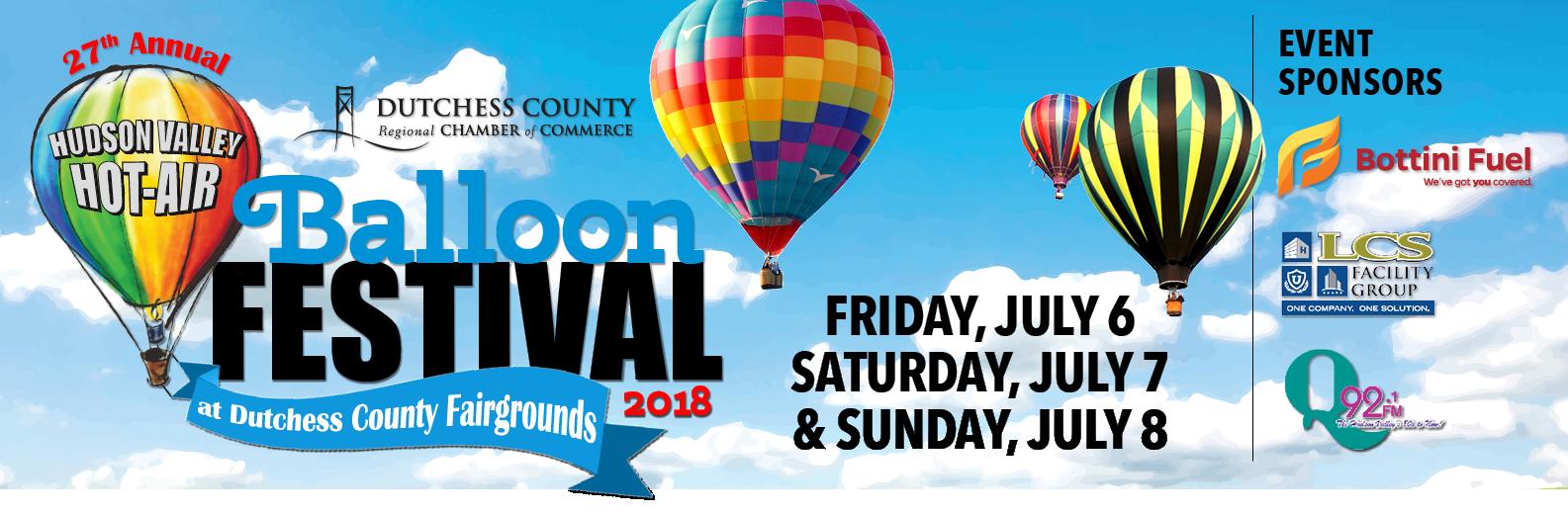 27th Annual Hot-Air Balloon Fest