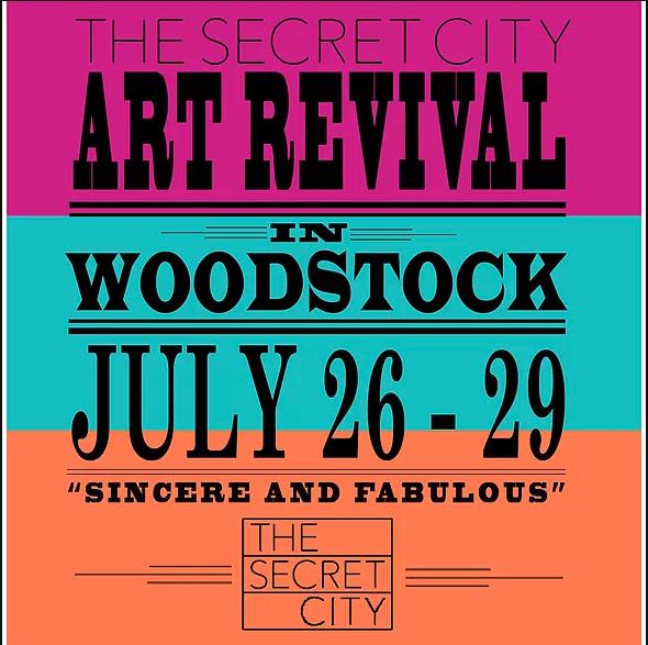 The Secret City Art Revival