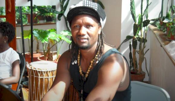 Rhythms of Senegal with Drummer, Amadou Diallo