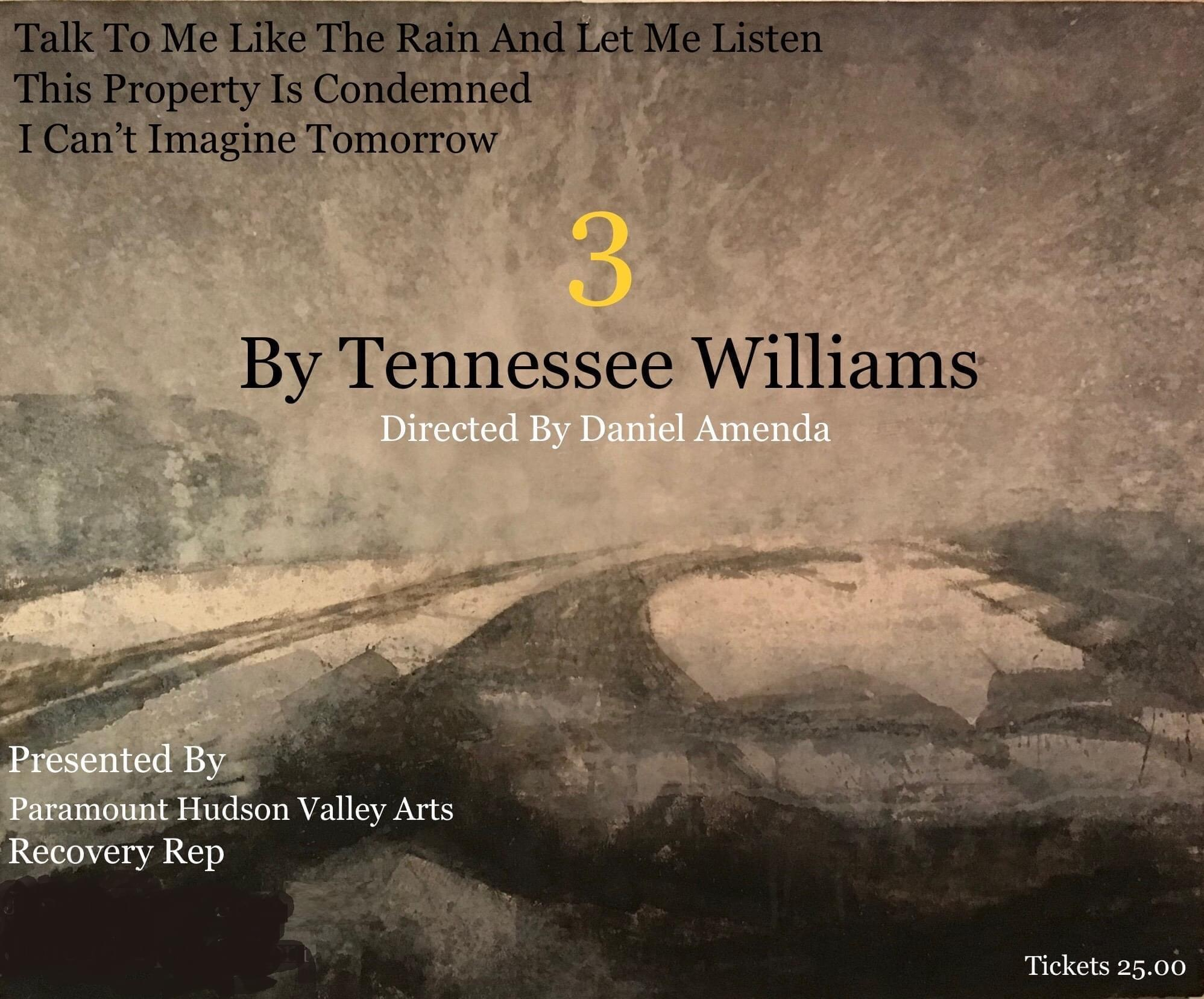 3 by Tennessee Williams
