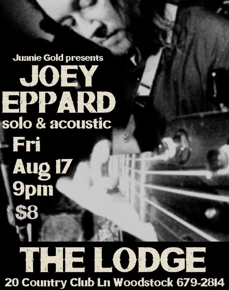 Joey Eppard at The Lodge