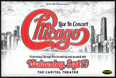 Chicago @ The Capitol Theatre