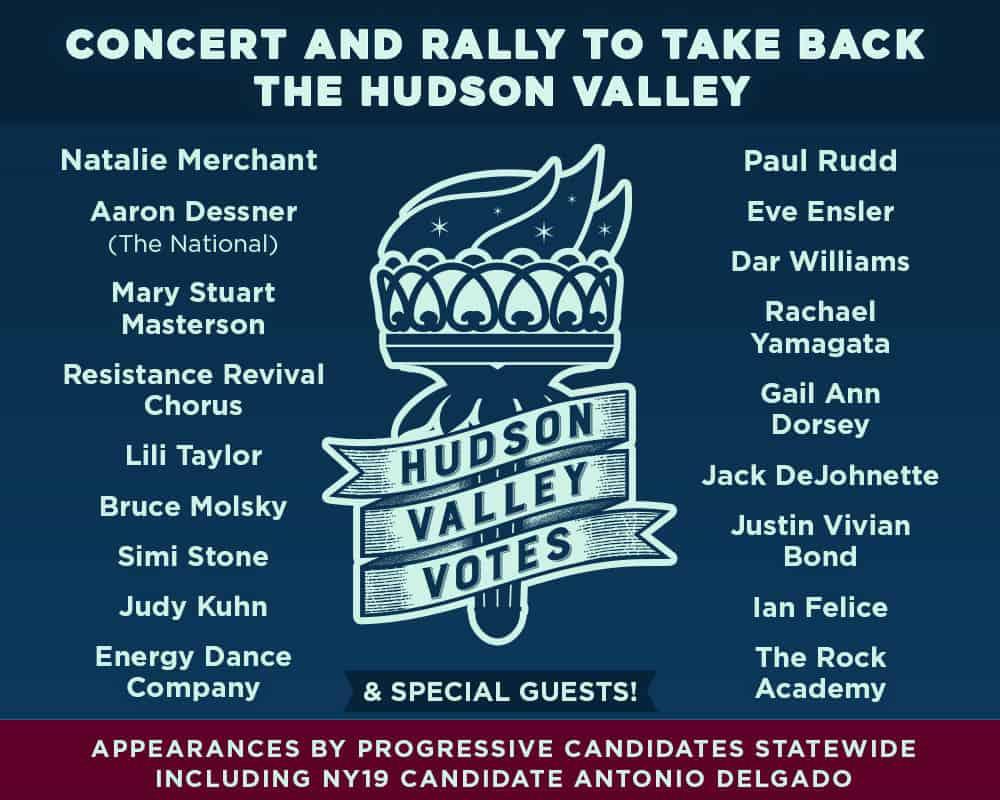 Hudson Valley Votes 2018