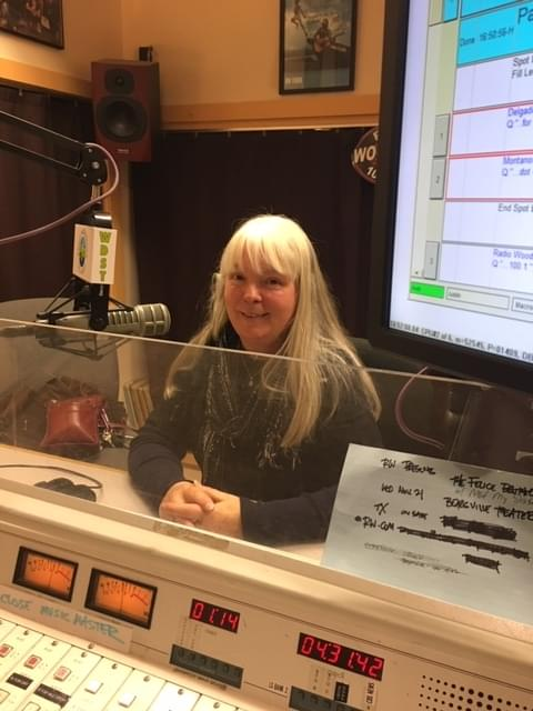 BE A DJ: Kathy Buckley – 10/30/18