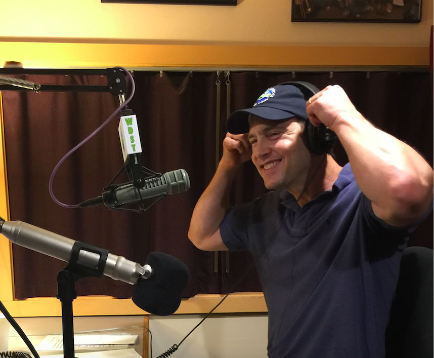 DJ for a Day, David Scott Cohen – 11/17/18