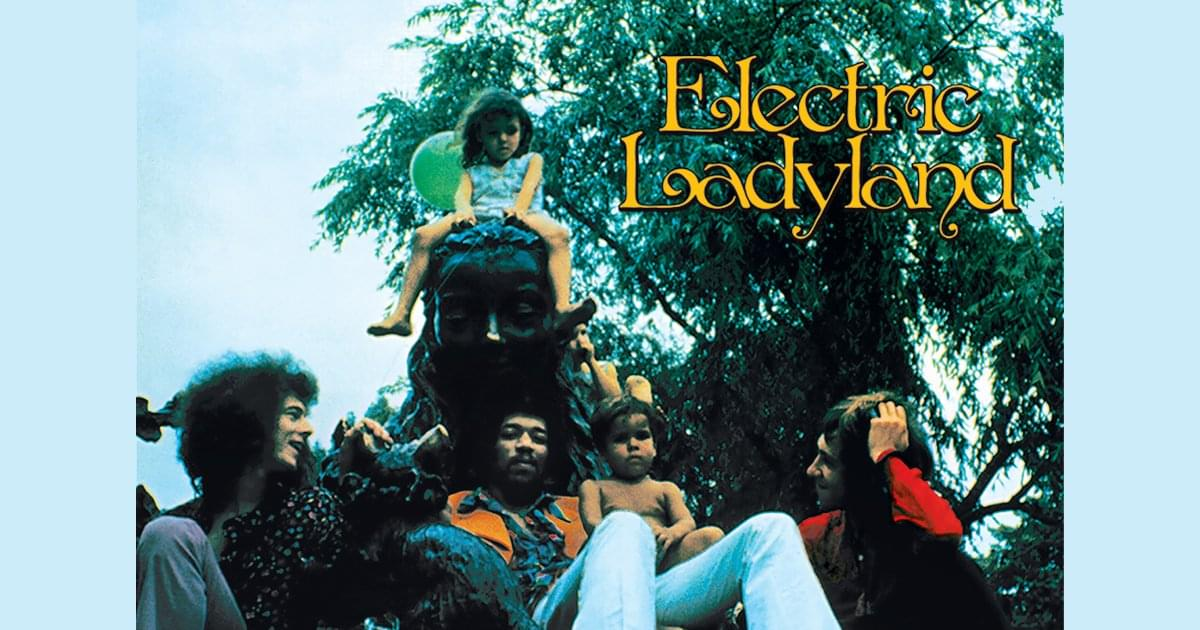 The Jimi Hendrix Experience 50th Anniversary of Electric Ladyland : All Access