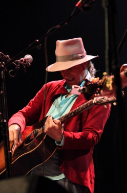 Gary Lucas with Purple k'niF at The Colony