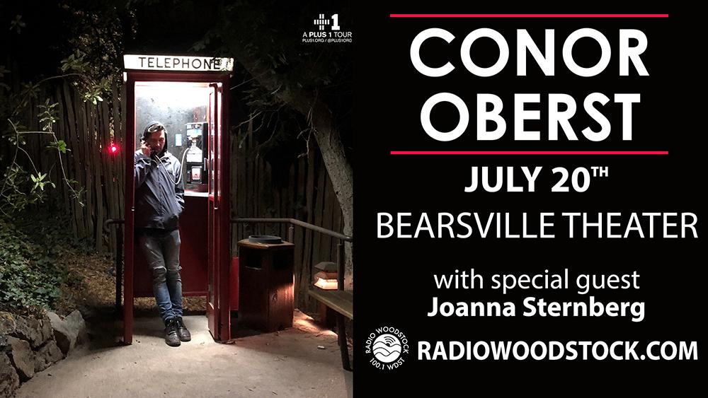Radio Woodstock Presents… Conor Oberst