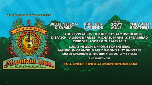 Mountain Jam 2019 Contest Rules