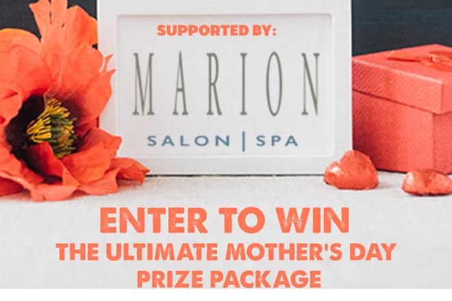 Mother's Day 2019 Prize Package Contest