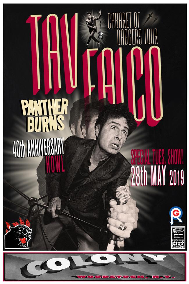 Tav Falco's Panther Burns