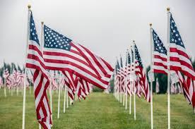 Field of Honor Flag Display